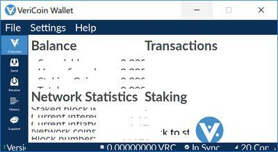 Windows - VeriCoin & Verium Wiki
